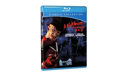Nightmare On Elm Street 2 and 3 (DBFE) (BD) 83ba8f70-ae5c-41aa-9a67-ef8540cc0c39