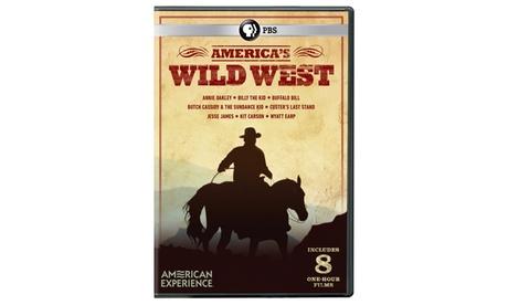 America's Wild West DVD c5c605b9-2dcc-4665-9b21-595d437aa7a4