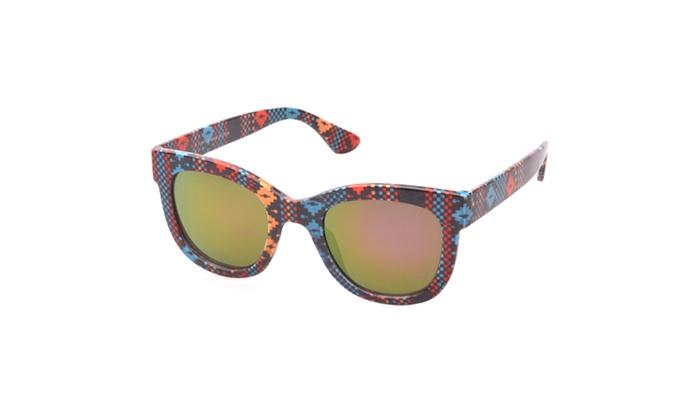 MLC Eyewear 'Easton' Square Fashion Sunglasses