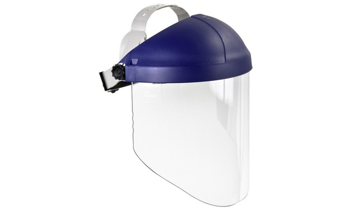Faceshield Dlx W-rtc