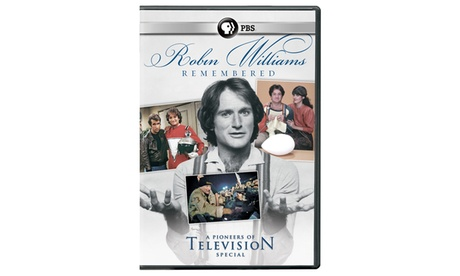 Robin Williams Remembered - A Pioneers of Television Special DVD a9e5e252-c20a-4569-920b-ea5f6ba9128d