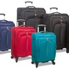 Dejuno Summit Soft-Sided Expandable Spinner Luggage Set (3-Piece)