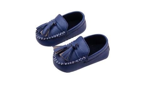 Baby shoes Boys Moccasins Pu Leather Fringe Shoes 3c020712-77e5-4acf-ad1e-59392708487c