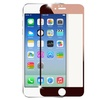 Insten Clear Tempered Glass Screen Film For iPhone 6 6s Rose Gold