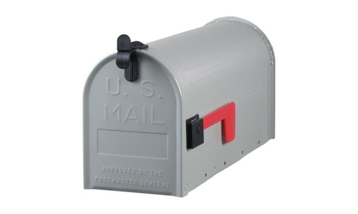 Mailbox Rural Gry Nbr1