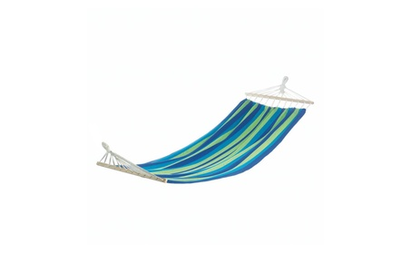 Summerfield Terrace Patio Accessories Bahama Stripe Single Hammock f8cdc3bc-8268-43f2-81e1-cb1ea2e5ee57