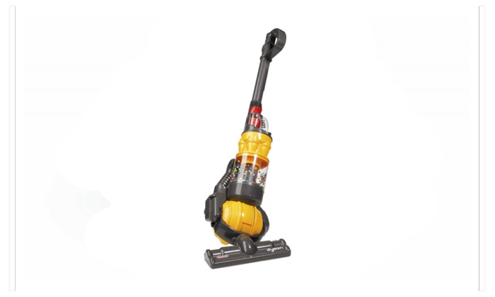 High Quality Toy Vacuum Dyson Ball Vacuum With Real Suction And Sounds