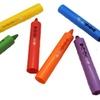 Bathbuddy Bath Crayons ~ Set of 6 Magic Crayons for Kids