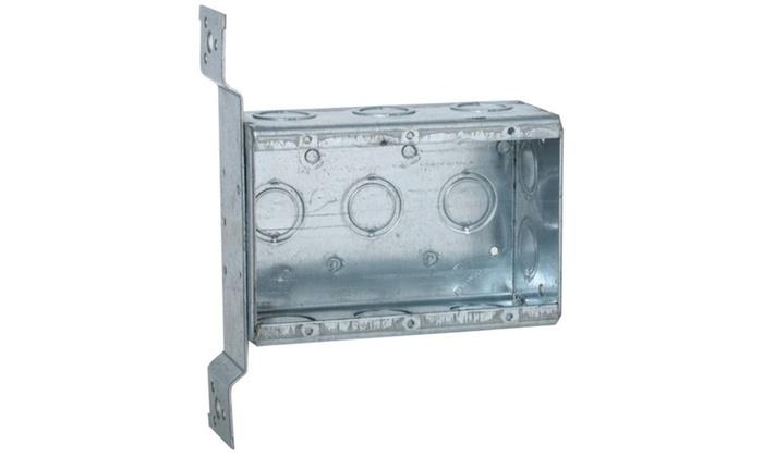 3 Gang Switch Box