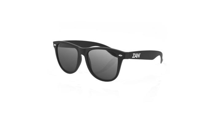 Zanheadgear Minty Sunglass w/Matte Black Frame-Smoked Lenses