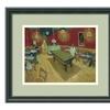 Vincent van Gogh 'Night Cafe, 1888' Framed Art Print 16 x 14-in