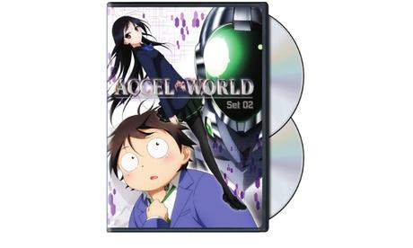 Accel World Set 2 (DVD) f9334745-79c3-4e05-b5bb-7bfed58e8742