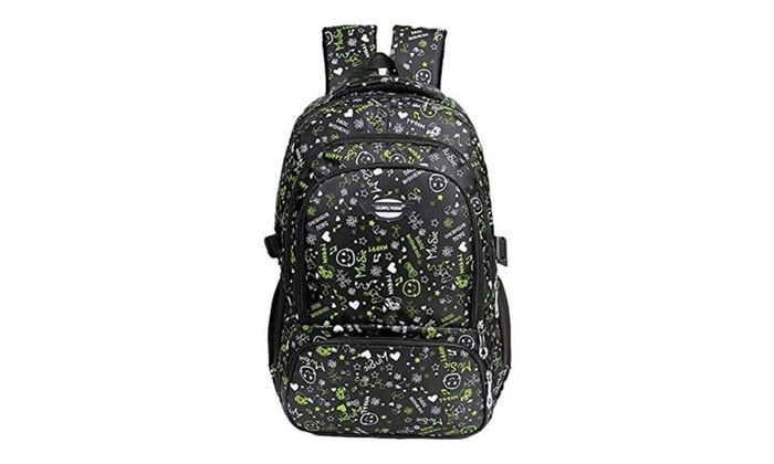 Kninzl Back Packs for Teens Girls College School Backpacks Bookbag