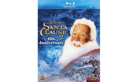 The Santa Clause 2 10th Anniversary (Blu-ray) 3ae54e5a-9a38-4cb6-bf5a-1f08e634632c