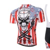 Men Cycling Jersey Quick Dry Breathable Clothing Cycle Shirt+Underwear