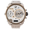 Diesel Men's Oversized Chronograph Multiple Time Zone Watch