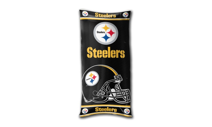 NFL 168 Steelers Folding Body Pillow