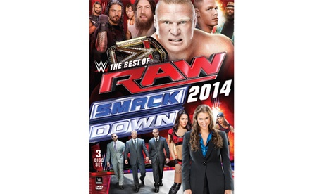 WWE: Best of Raw and Smackdown 2014 (DVD) 3accd2f0-8988-4d47-82e5-68c926a014f8