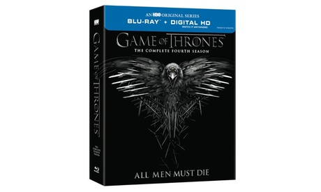 Game of Thrones: The Complete Fourth Season (Blu-Ray and Digital Copy) 51621770-36b9-4377-96c0-2a9451db3b76