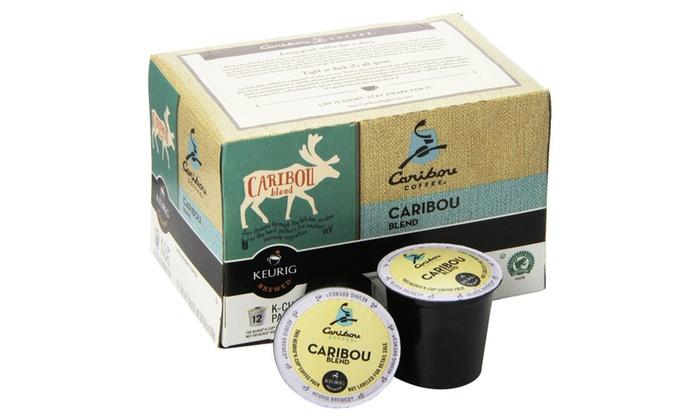 Caribou Blend K-Cups