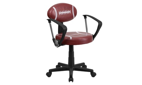 Sports Task Chair with Arms 5d8c6c90-a6b5-4b83-87a4-0695bd9f68e8