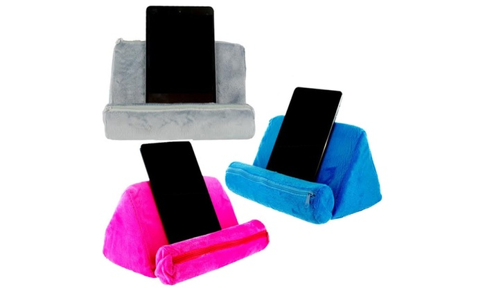 The Wedge Stand Ipad Pillow Groupon
