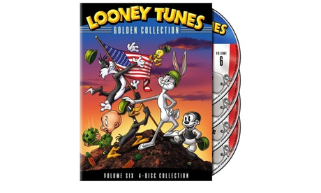 Looney Tunes: Golden Collection Vol. 6 (DVD) 0b3f8030-6747-452d-8284-924e6132bf73