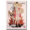 Mode Ball 1928 Canvas Print