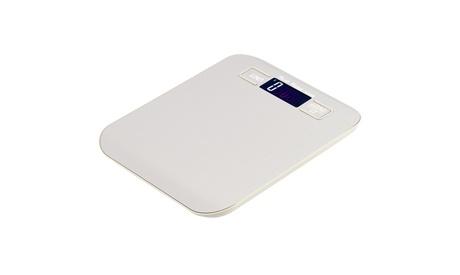 5KG/1G Electronic Kitchen Scale White