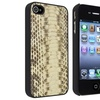 Insten Design Color Hard Snap-On Case Accessory for iPhone 4 4G 4S