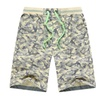 Men's Casual Cargo Camouflage Truck Shorts