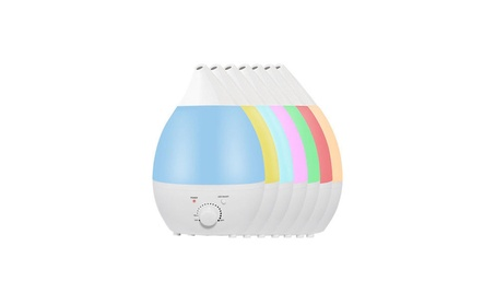 Ultrasonic Cool Mist Humidifier - Premium Air Humidifying Unit 3f4d74a7-b394-4251-9af5-ee723193b1ff