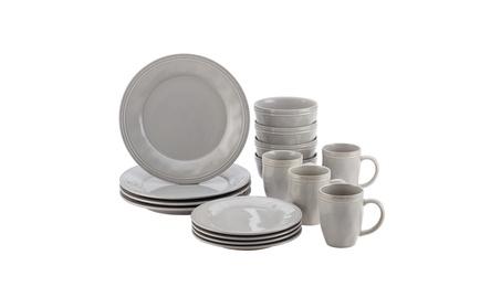 Rachael Ray Cucina Dinnerware 16-Piece Stoneware Dinnerware Set 6eb3f57a-3482-4d63-a226-61d38656b24d