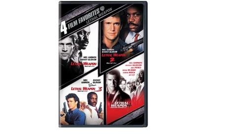4 Film Favorites: Lethal Weapon (4FF) (DVD) 4de5b9f0-ecd2-4e0b-954b-7664585901b1