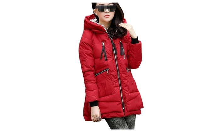 4adfc8c7ef8a Orolay Women s Thickened Down Jacket