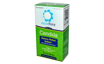 Aqua Flora Heavy Metal Detox - 2 Ounces