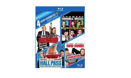 4 Film Favorites: Modern Comedies (BD)(4FF) 5ad408b2-48e9-465d-a243-ef4740b5116d