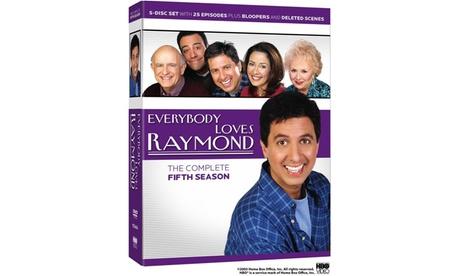 Everybody Loves Raymond: The Complete Fifth Season (RPKG/DVD) 84d42ca0-3299-41d4-a4ce-00c2281d5354