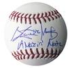 Steven Matz Autographed MLB Ball Inscribed Amazin Matz(MAB – SMATZMLB6