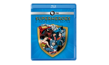 Superheroes: A Never-Ending Battle Blu-ray ff1149e1-4229-4e09-ab33-4f98509c79ae