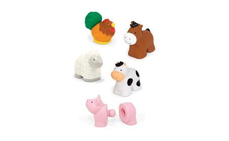 Melissa Doug Pop Blocs Farm Animals 9196 42a9fc16-17a1-4cd0-83d0-bc586d68983d
