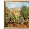 Stiller Winkel im Garten von Montgeron by Claude Monet
