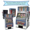 Lucky Slot Machine Bank - Play the Game