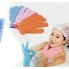 Shower Bath Glove Exfoliating Wash Body Massage Back Scrubber