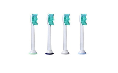 12xClean Electric Replacement Rechargeable Toothbrush Heads 0b356263-6a55-4d4a-acf8-0ce0b364c8cd