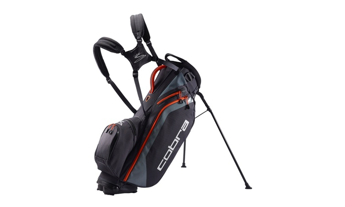 c306d17f98f4 Cobra Ultralight Stand Carry Golf Bag