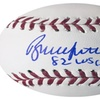 Bruce Sutter Autographed MLB Ball Inscribed 82 WS Champs