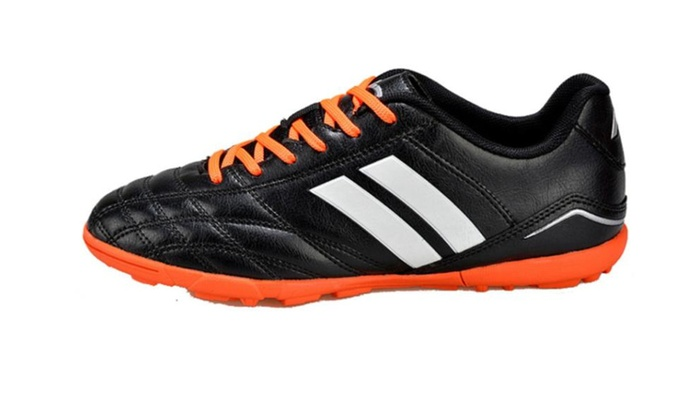 Men's Lace up Casual Simple Soccer Shoes
