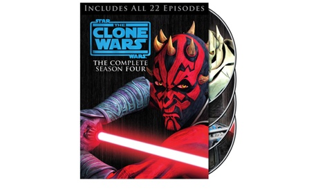 Star Wars: The Clone Wars: Season Four Box Set 90e47f69-7ea7-4a89-9b7e-6653b847ba87