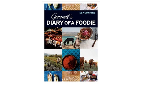 Gourmet's Diary of a Foodie Season 1 DVD 0aabe737-ac60-4710-8b27-b180414da788